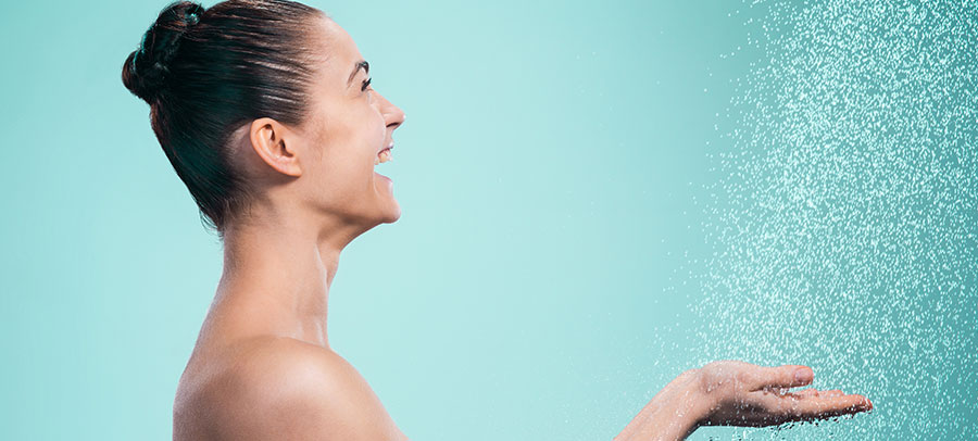 woman-taking-a-shower